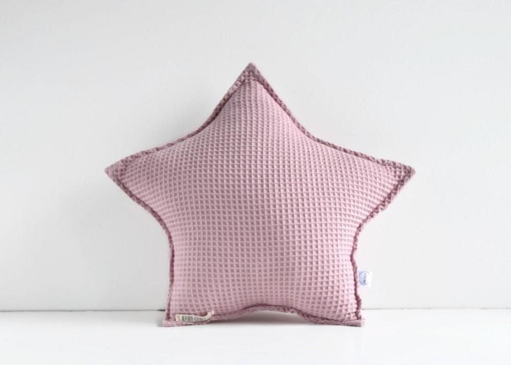 Poduszka gwiazdka - szałwia