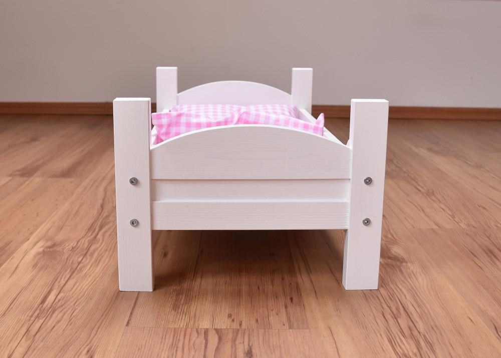 Łóżeczko dla lalek  - duże
