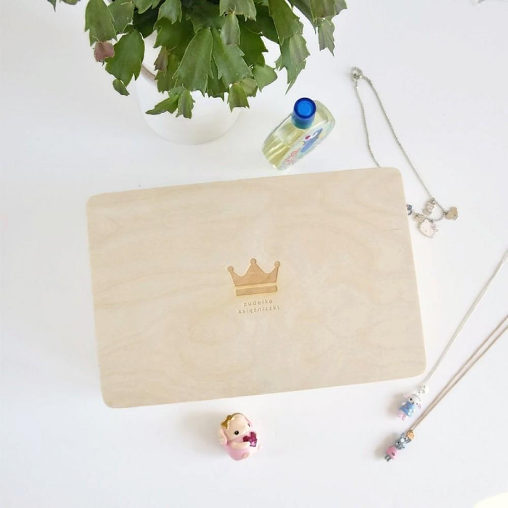 Pudełko księżniczki