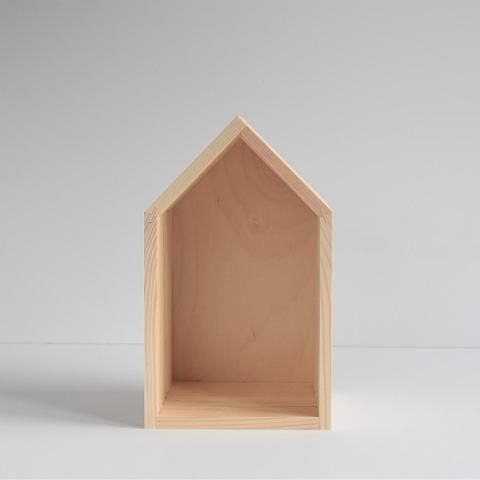 Półka domek - mała eSka
